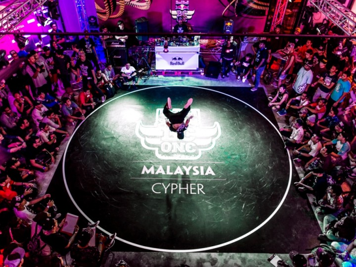 source: Red Bull BC One Malaysia Cypher
