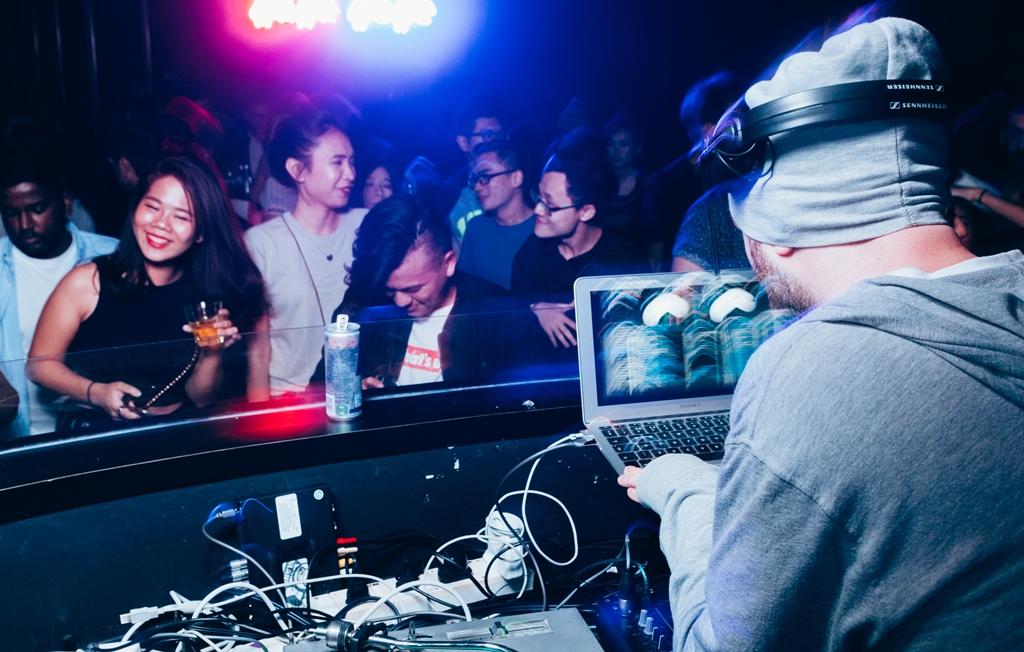 What Went Down Rbma Pres Kidkanevil Club Night Apex