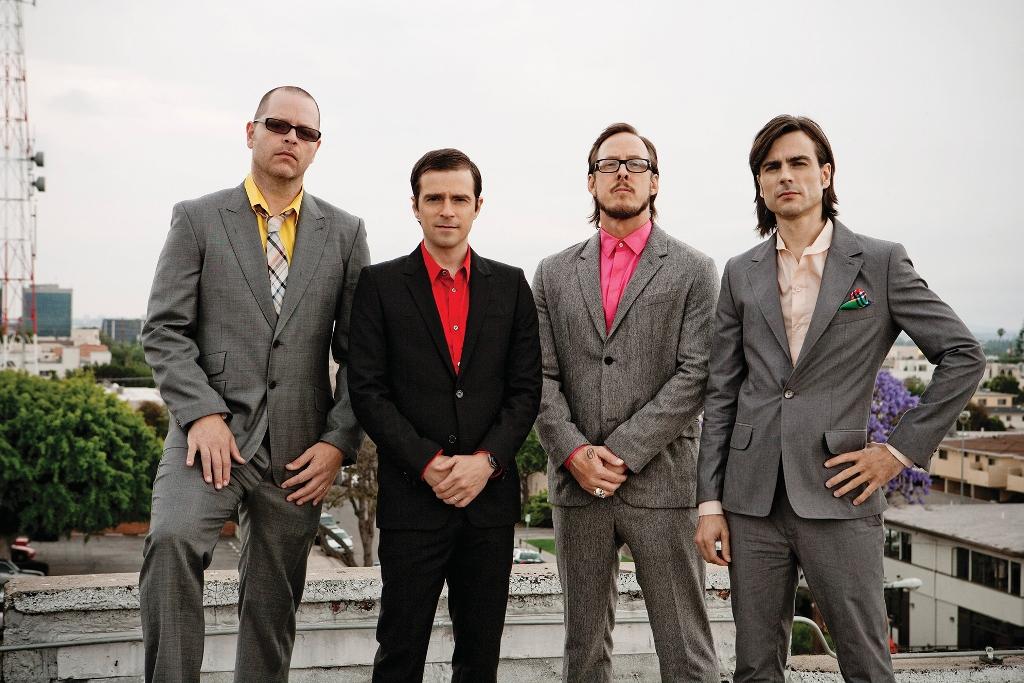 Weezer UMG 2009