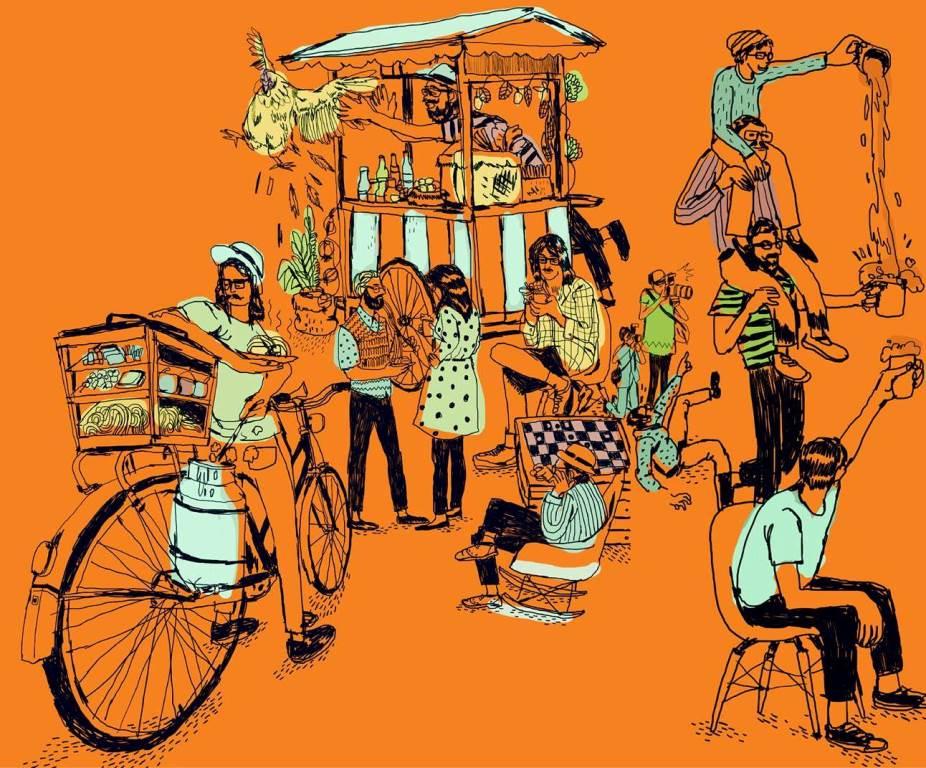 sama-sama food fair