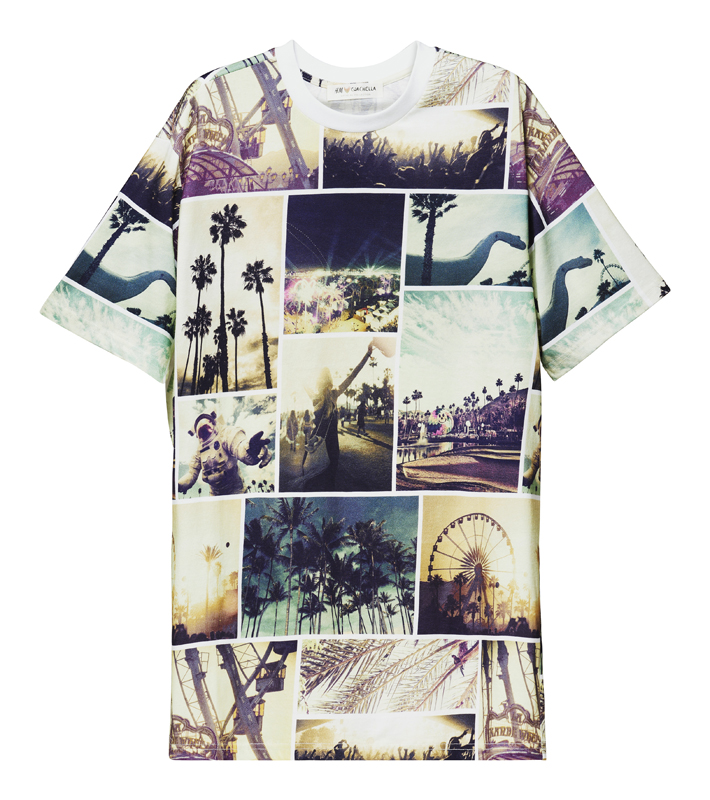 Collage Printed T-Shirt - RM49.90-SMALL
