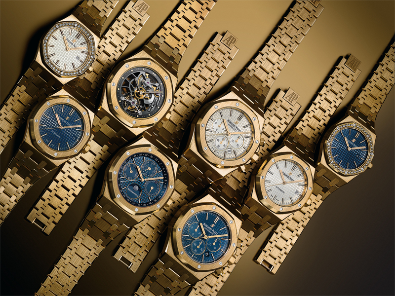 f5c09fe0431 ROYG Book All watches PR-SMALL. The Royal Oak timepiece collection by Audemars  Piguet ...