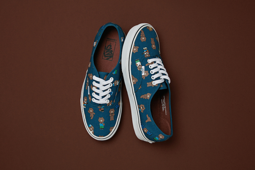 fa3ae288a9 Vans LINE-FRIEDS OUTPUT 004. The Vans x Line Friends ...