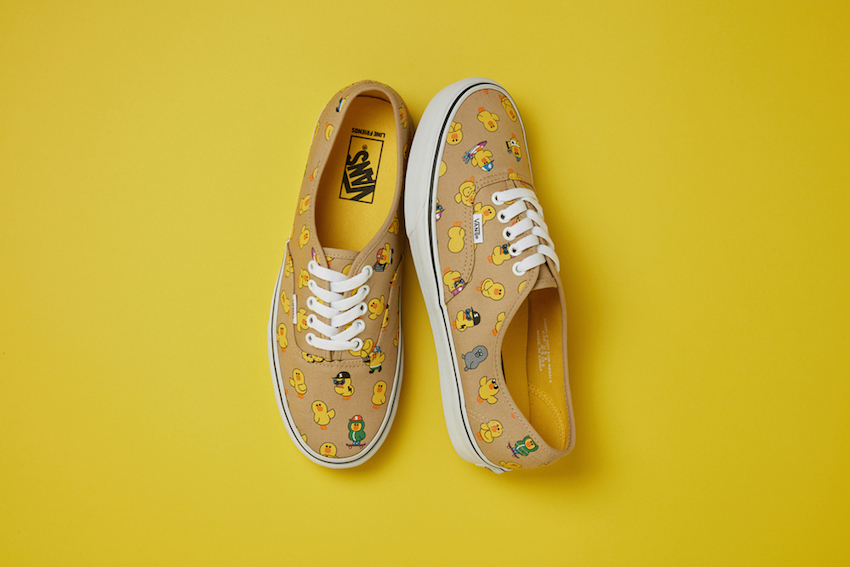 da0b5f247a Vans LINE-FRIEDS OUTPUT 006. Vans LINE-FRIEDS OUTPUT 004. The Vans x Line  Friends ...