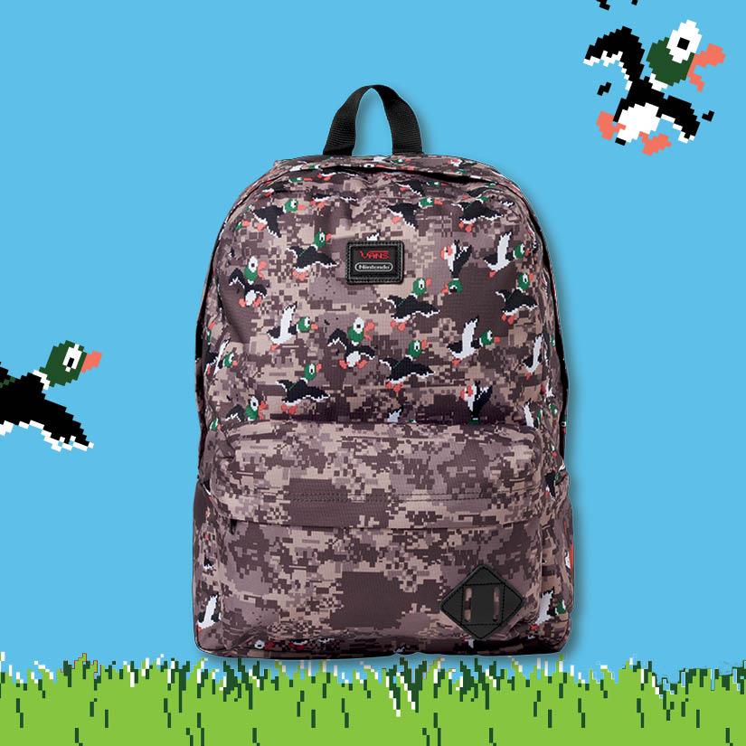 FA16-MBP341_MOldSKool2Backpack_DuckHunt-ELEVATED